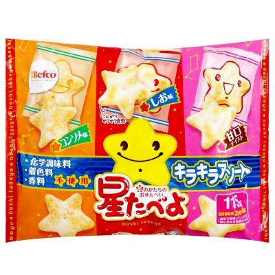 Asahi 閃亮星星綜合米果組合包(115g)