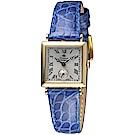 玫瑰錶Rosemont戀舊系列時尚腕錶(TN011-03-ABU)-23x23mm
