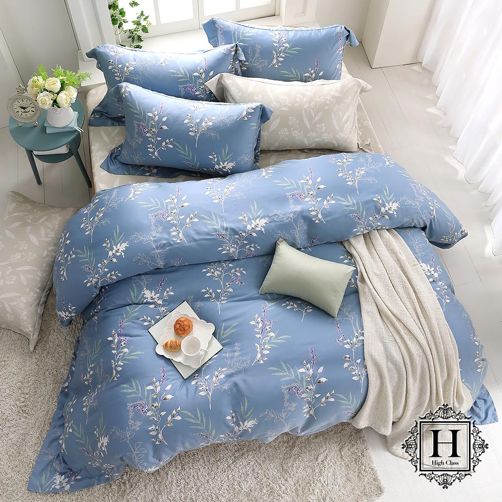 HOYA H Series雅典娜 雙人四件式頂級100支頂級天絲被套床包組