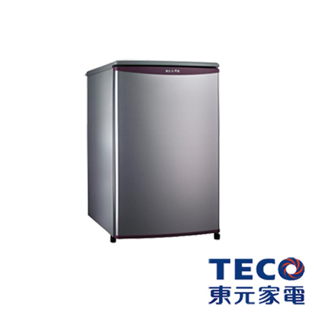 東元 TECO-小鮮綠 91公升單門冰箱(R1072LA)