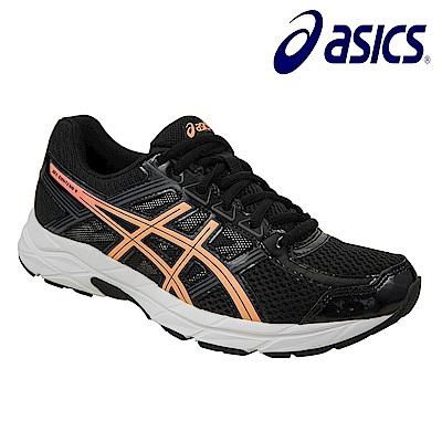 Asics 亞瑟士 GEL-CONTEND 4 寬楦女慢跑鞋T767N-9095