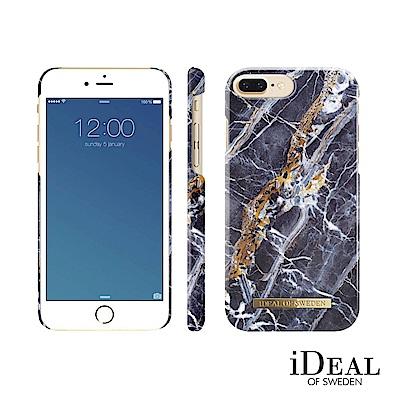 iDeal iPhone 8/7/6 plus 瑞典大理石紋手機保護殼-挪威蓋倫...