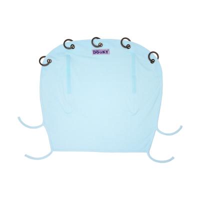 荷蘭Dooky魔法斗篷/嬰兒車萬用遮蓮/寶貝藍