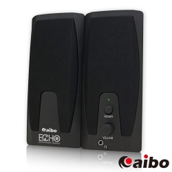 aibo S225 二件式 2.0 聲道 電腦多媒體喇叭