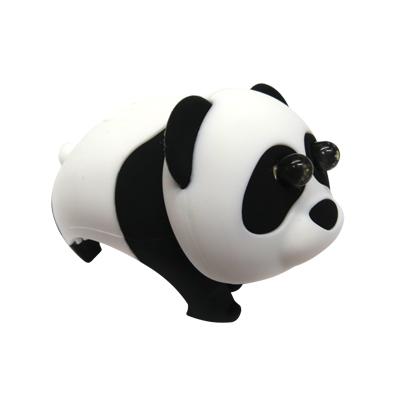 【ZOONIMAL 】 可愛動物LED單車用前燈 黑輪熊貓