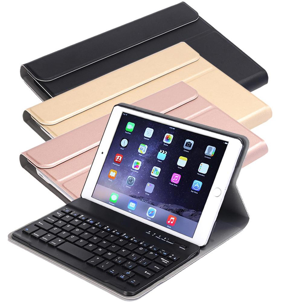 iPad Mini4專用經典型分離式藍牙鍵盤/皮套