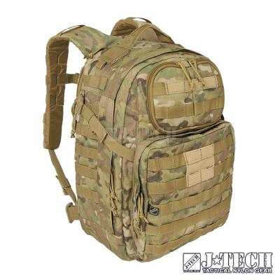 J-TECH 太陽神戰術模組背包-III(中型背包)-迷彩綠MC