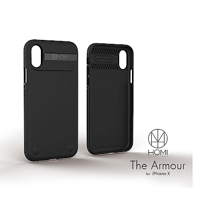 HOMI The Armour 防摔手機殼for iPhone X