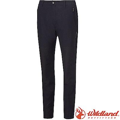 Wildland 荒野 0A61391-96深鐵灰 女Body Mapping功能褲