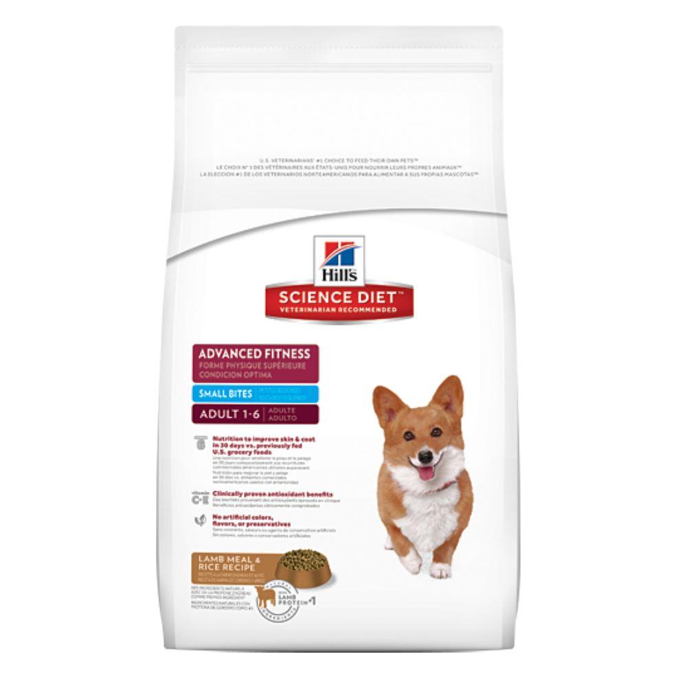 希爾思 成犬優質健康配方 羊肉+米《小顆粒》15KG【1143HG】