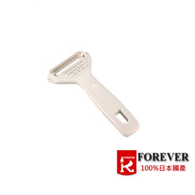 FOREVER  日本製造鋒愛華 陶瓷削皮刀