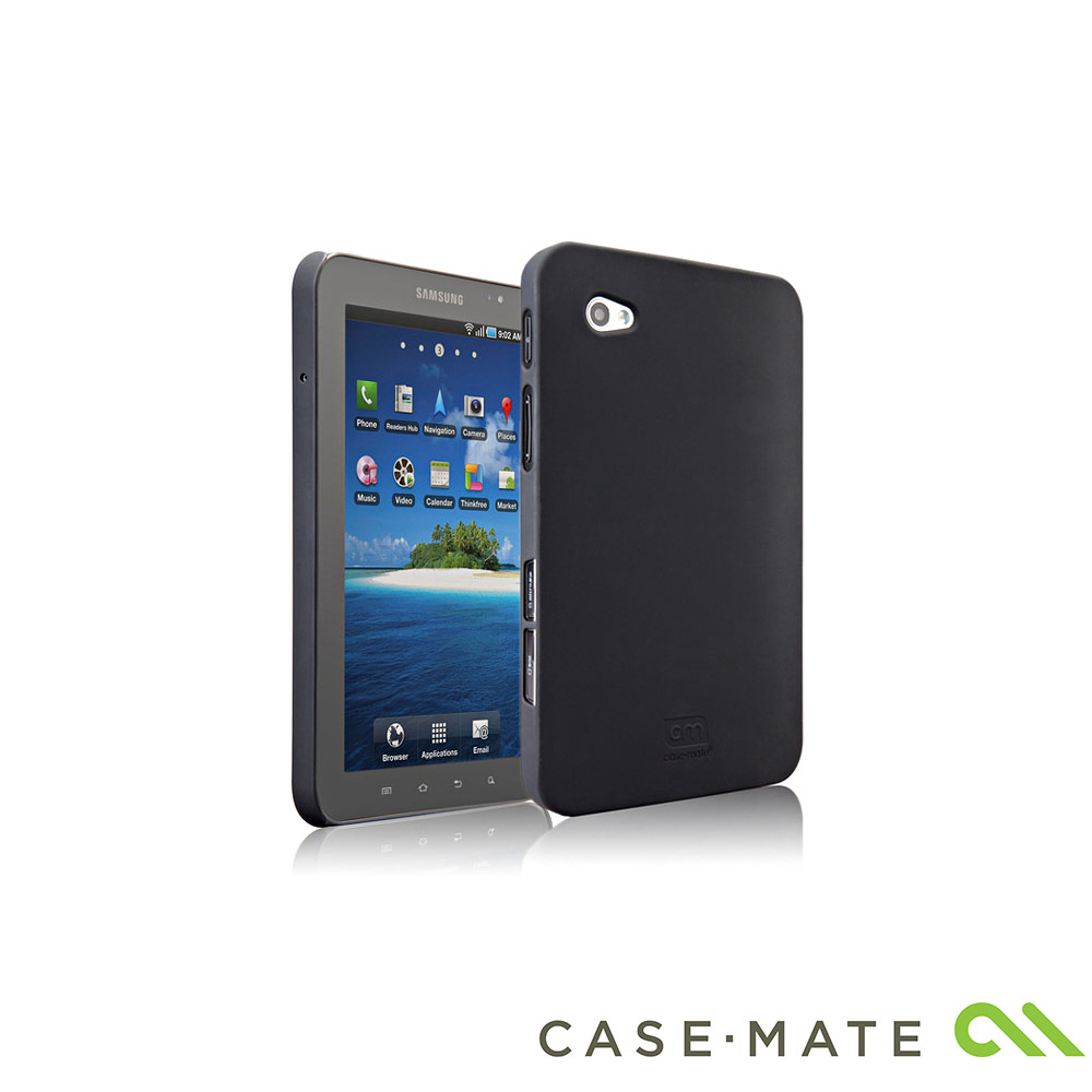 Case-Mate Samsung Galaxy Tab 超薄保護硬殼(黑色)
