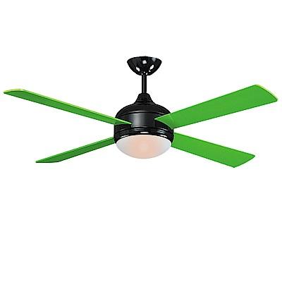 領航者 優力綠52吋燈扇-遙控款SR210G