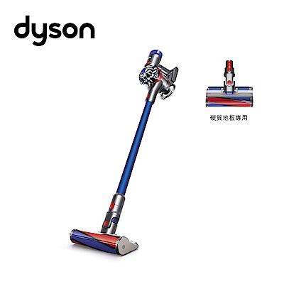 (無卡分期-12期)Dyson V7 Fluffy SV11 無線吸塵器(藍)