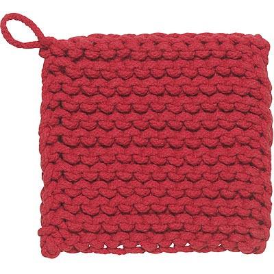 DANICA 鉤針編織隔熱墊(紅)