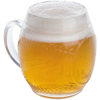 EXCELSA Sport造型啤酒杯(棒球650ml)