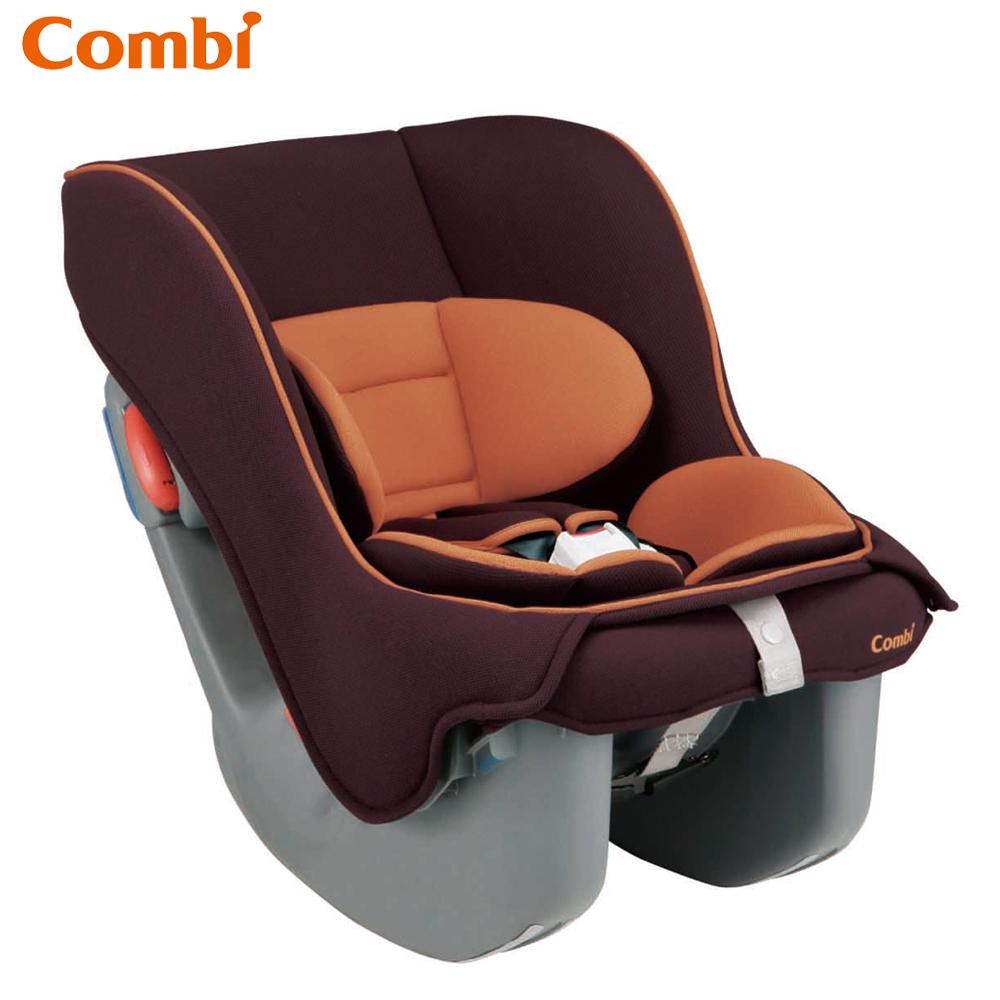 Combi輕量化幼兒汽座Coccoro II S-可可褐