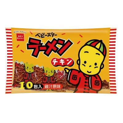 優雅食 模範生雞汁原味分享包(29gx10入)
