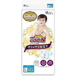 GOO.N 日本大王 棉花糖特仕紙尿褲 境內版 L 40片