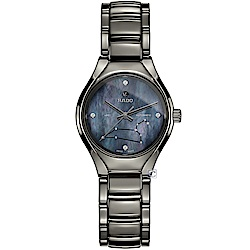 RADO雷達真我系列12星座時尚腕錶-獅子座(R27243922)-30mm