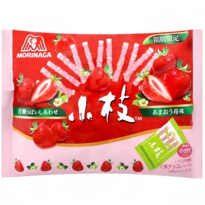 (活動)森永製果 小枝巧克力棒-草莓(133g)