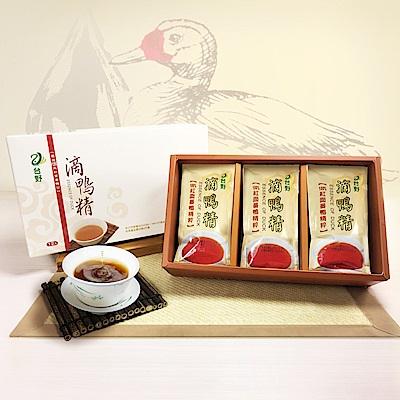 鮮味嚴選 滴鴨精禮盒-1盒組(60ml12入)