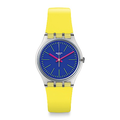 Swatch The Swatch Vibe ACCECANTE 迷幻螢光手錶