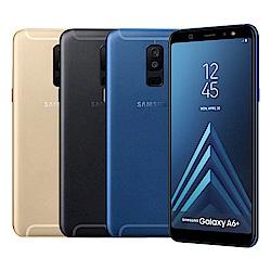Samaung Galaxy A6+ 無邊框