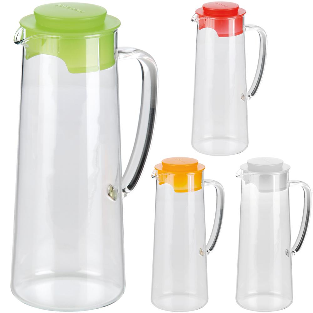 TESCOMA Teo單柄耐熱玻璃瓶(1L)