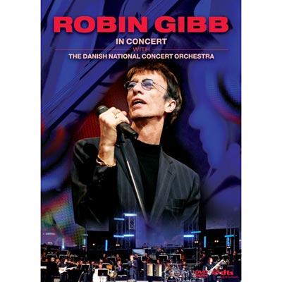 羅賓.吉布&丹麥國家管弦樂團 里德瑞柏格城堡演唱會 DVD