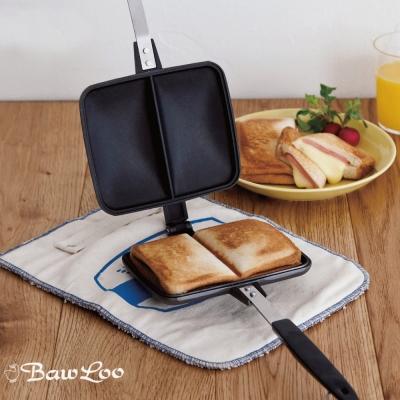 日本 BAWLOO DIY同樂會瓦斯爐用烤三明治機