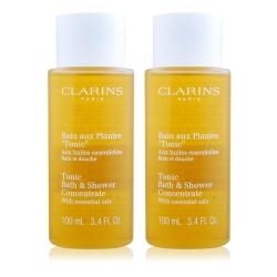 CLARINS 克蘭詩 芳香調和沐浴精(100ml)X2