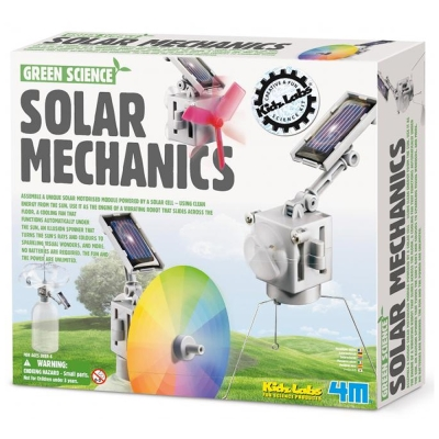 4M科學探索 太陽能機械組Solar Mechanics