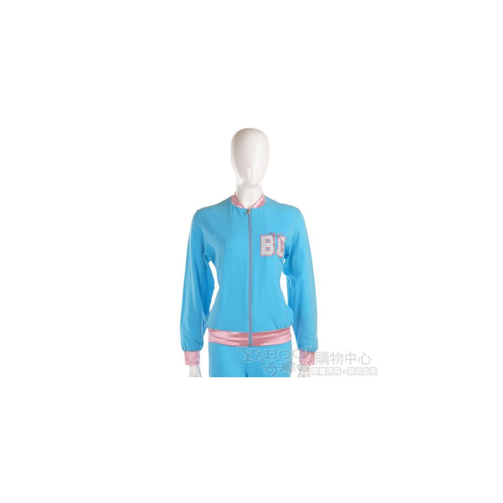 Blugirl 藍/粉色運動外套