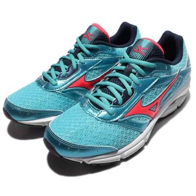 Mizuno慢跑鞋Wave Impetus 4女鞋