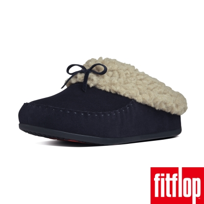 FitFlop TM-THE CUDDLER TM SNUGMOC-海軍藍