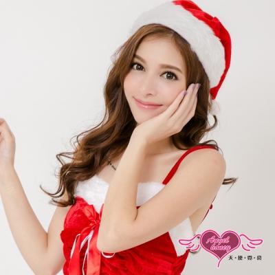 聖誕帽 歡樂耶誕派對角色扮演配件(紅F) AngelHoney天使霓裳