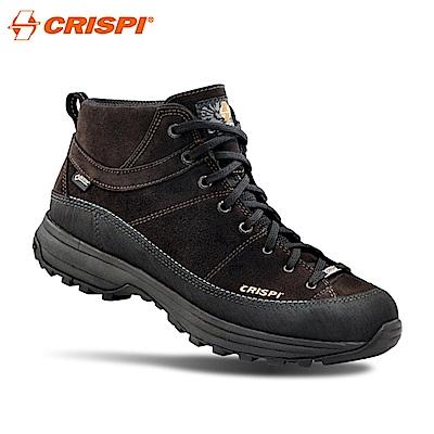 【CRISPI】A.Way Mid GTX 登山男鞋 摩卡褐TH1850