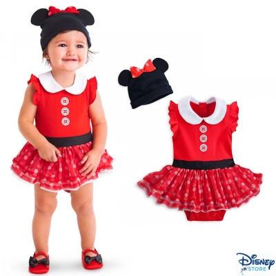 Disney 紅黑米妮款造型變裝組