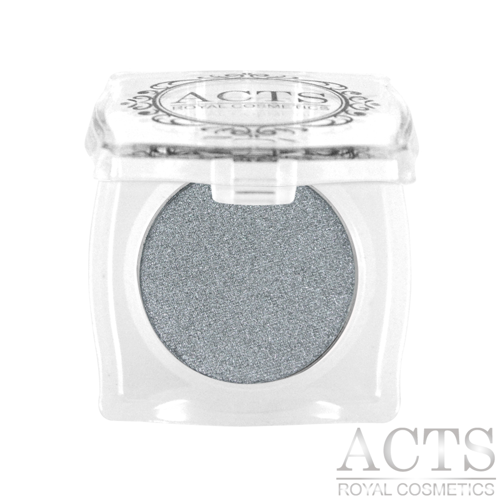 ACTS維詩彩妝 細緻珠光眼影 珠光淺灰8401