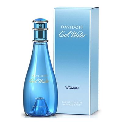 Davidoff Coolwater 大衛杜夫冷泉女性淡香水100ml