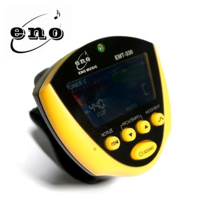 ENO EMT-330 夾式調音節拍器 2合1