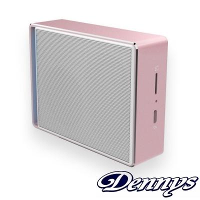 Dennys 藍牙喇叭 (BL-08) 玫瑰金