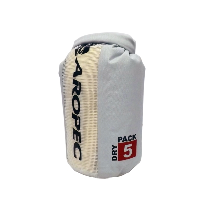 AROPEC Swell 洶湧防水裝備袋 5L 銀灰色