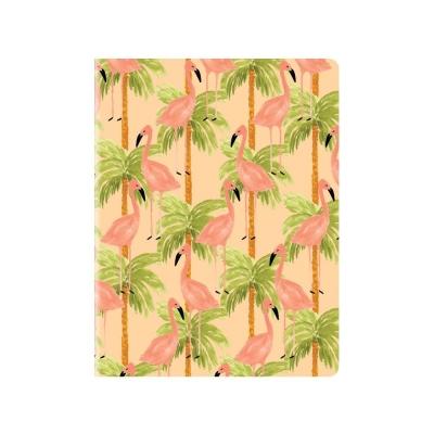 7321 Design BBH街頭塗鴉條紋筆記本L-棕櫚樹