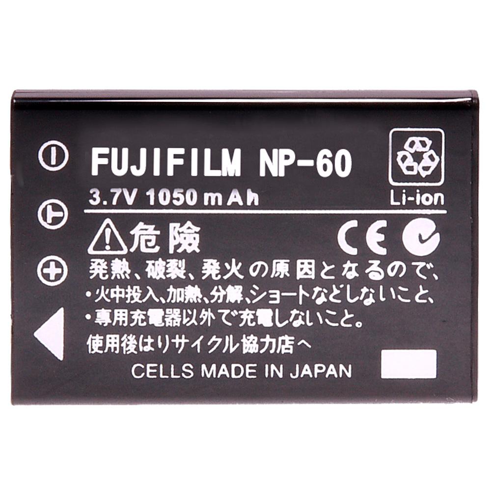 Fujifilm NP-60 相機專用鋰電池