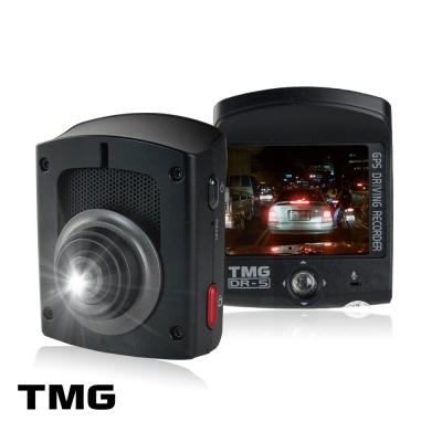 TMG DR5 GPS測速行車紀錄器-快