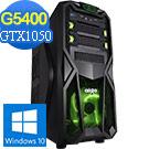 技嘉B360平台[靛藍戰神]雙核GTX1050獨顯Win10電玩機