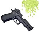 M4506造型6mm彈徑單發式手拉空氣BB槍+0.12G高精密研磨 BB彈
