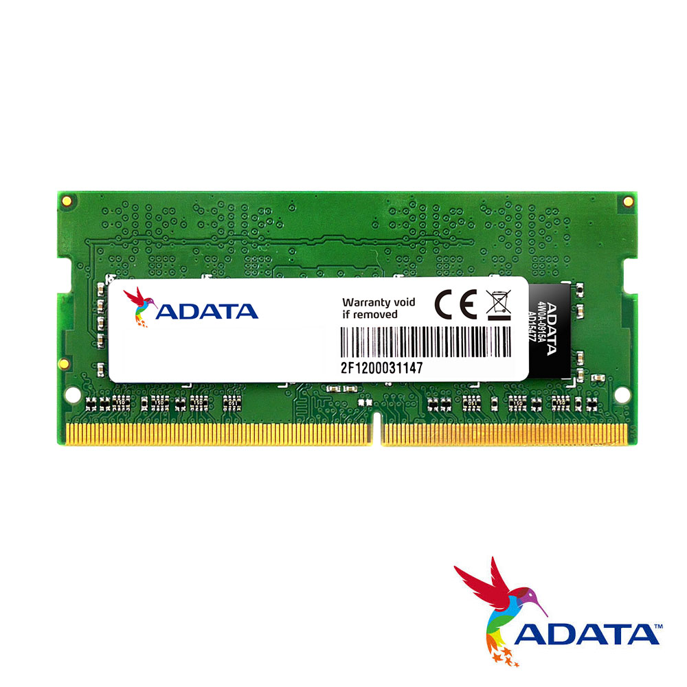 威剛ADATA NB-DDR4 2400/4G RAM